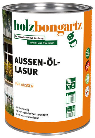 Außen-Öl-Lasur