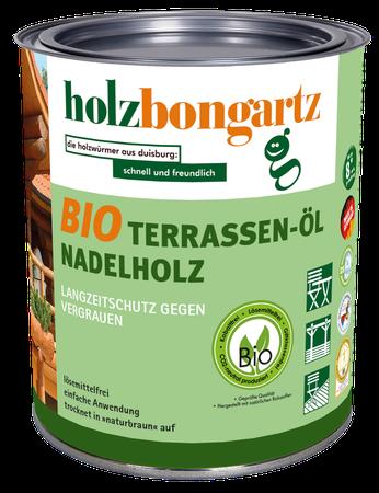 Bio Terrassen-Öl Nadelholz