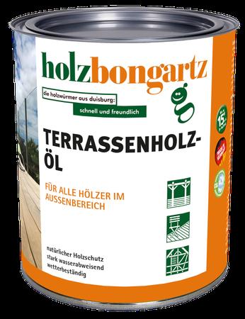 Terrassenholz-Öl