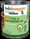 Bio Teak- & Gartenmöbel-Öl farblos