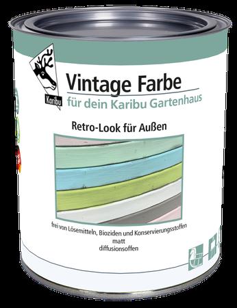 Vintage Farbe