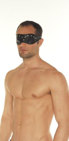 Augenmaske Nieten – Bild 1