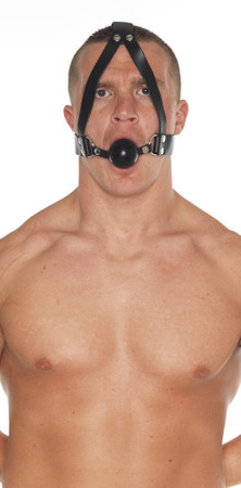 Kopfharness Knebel – Bild 1