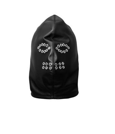 Maske Nappaleder