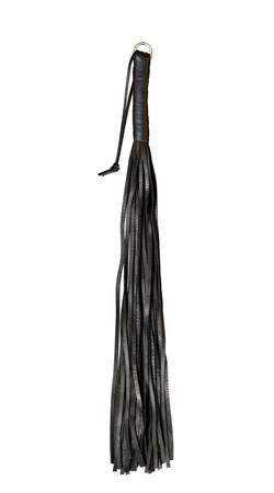 Peitsche Nappaleder 60 cm – Bild 1
