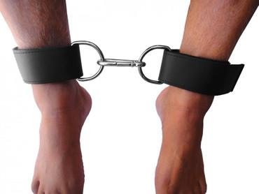 Fußfesseln Klettverschluss 5 cm