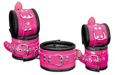 Fesselset pink