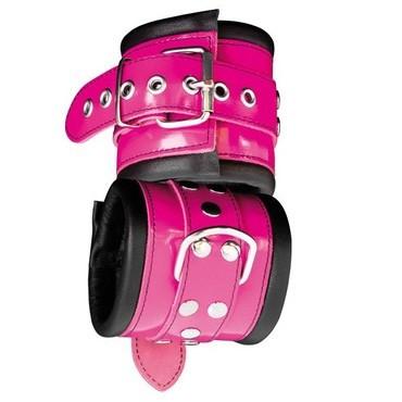 Handfessel pink – Bild 1