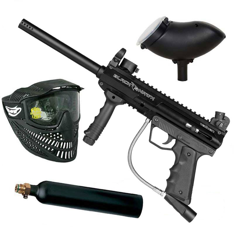 Smart Parts eXTCy Paintball Markierer Package