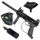 Valken SW-1 Blackhawk HP Paintball Set