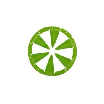 Exalt Dye Rotor R1 / LT-R Feedgate lime