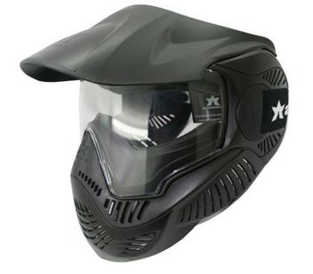 Paintball Maske Sly Annex MI-3 schwarz thermal