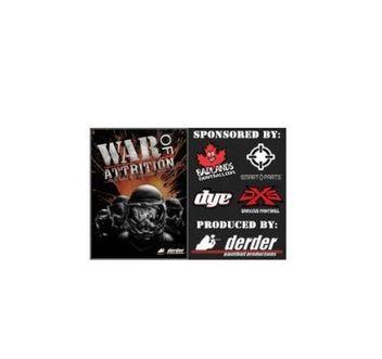 DVD Derder War of Attrition