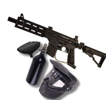 Tippmann Sierra One Tactical Edition HP Set
