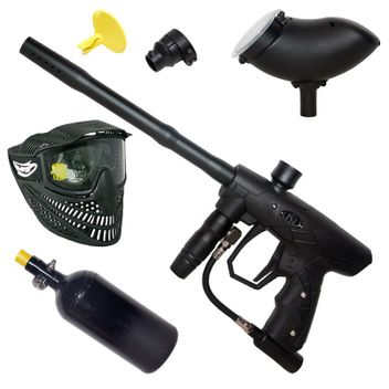 New Legion Rush HP Paintball Set
