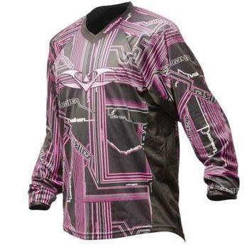 Valken Crusade Jersey Tron pink