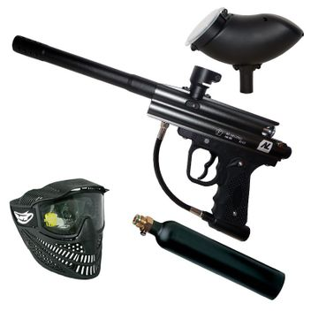 New Legion Riot Paintball Set