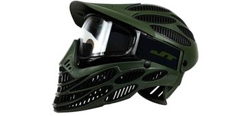Paintball Maske JT Flex 8 Full Head oliv