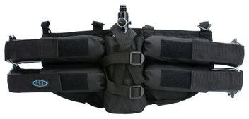 New Legion Battle Pack 4+1 horizontal, black