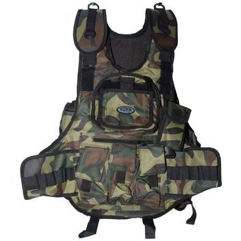 New Legion Battle Vest, camo