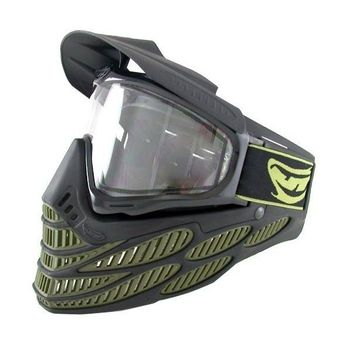Paintball Maske JT Flex 8 Spectra Thermal oliv