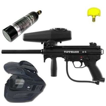 Tippmann A5 Paintball Set