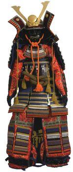 Fudoshin Samurai Armour A020