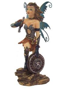 Fairy of the buckler