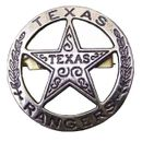 Badge Texas Rangers