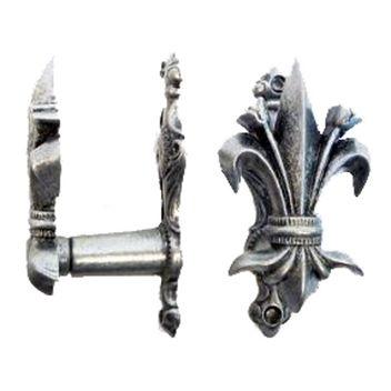 Wandhalter für 1 Schwert Lilie