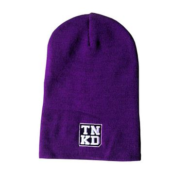 Tanked 2012 Beanie purple