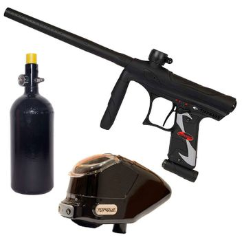 Tippmann Crossover Paintball Package
