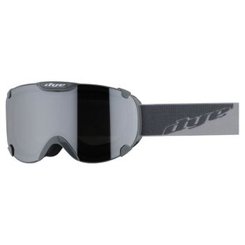 Dye Snow Goggle T1 Youth Dark Grey - Skibrille / Snowboardbrille für Kinder