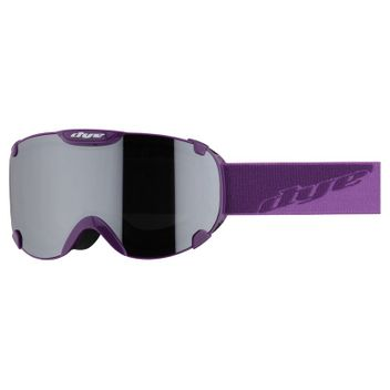 Dye Snow Goggle T1 Youth Purple - Skibrille / Snowboardbrille für Kinder