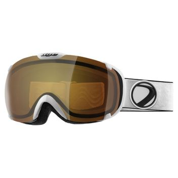 Dye Snow Goggle T1 DTS White / Bronze Fire - Skibrille / Snowboardbrille