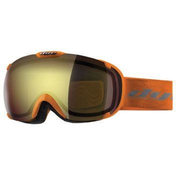 Dye Snow Goggle T1 DTS Orange / Clear Sunrise - Skibrille / Snowboardbrille