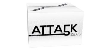 New Legion Attack Zero Paintballs cal.50 - 4000 pcs
