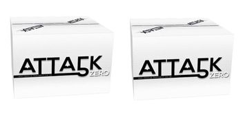 New Legion Attack Zero Paintballs cal.50 - 8000 Stück