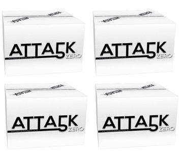 New Legion Attack Zero Paintballs cal.50 - 16000 Stück