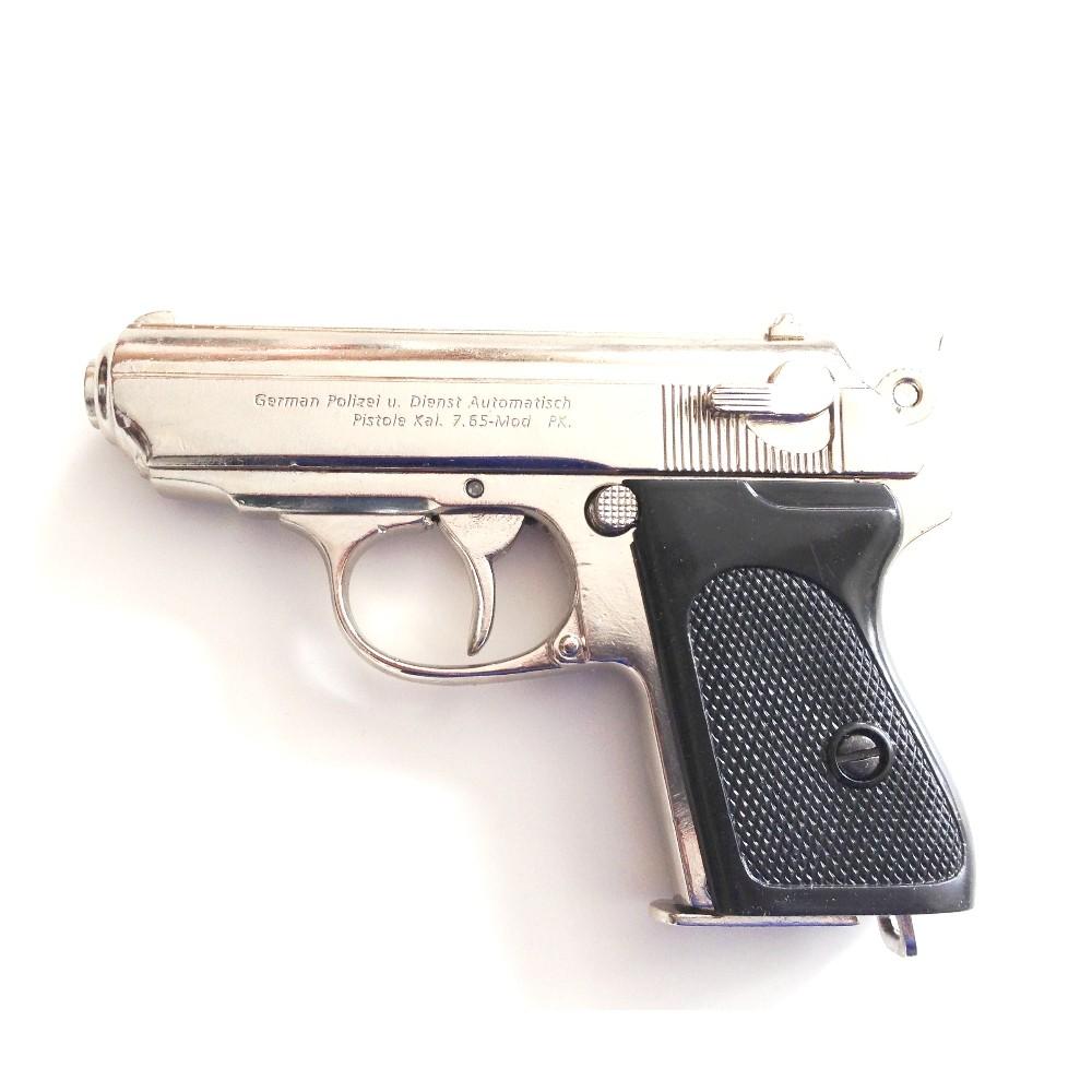 Deko pistole deutschland 1931 silber deko waffe for Deko deutschland