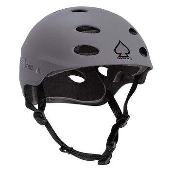 Pro-Tec Ace Skate SXP - Bike Skate Helm - matt grau
