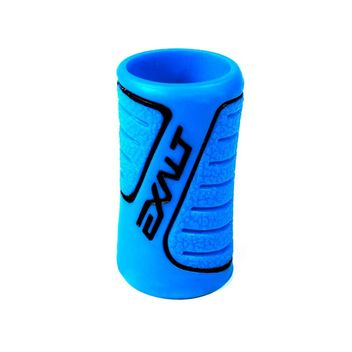 Exalt Regulator Grip - cyan/schwarz