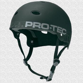 Pro-Tec B2 Bike SXP - Bike Skate Helm - matt schwarz Bandana