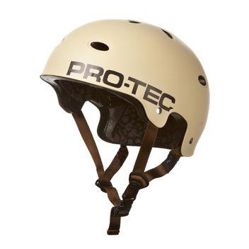 Pro-Tec B2 Bike SXP - Bike Skate Helm - matt khaki Junior 51-52cm