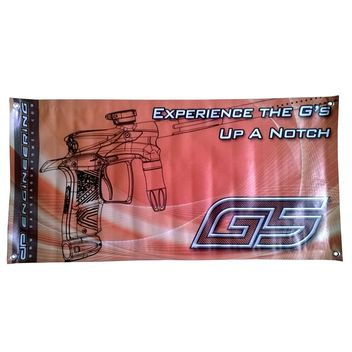 Dangerous Power G5 Banner - 44cm x 90cm