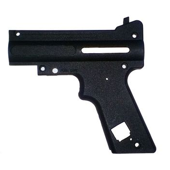 Tippmann 98 PS Black Nickel AC Receiver Left Rear -  TA02074