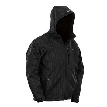 Dye Elemental Jacket black/white