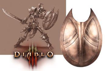 Sturmschild Diablo 3 - Schild Diablo III