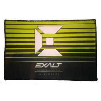 Exalt Microfiber Cloth - black/lime