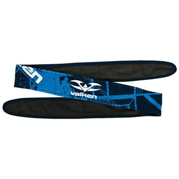 Valken Crusade Paintball Headband - Hatch Blue